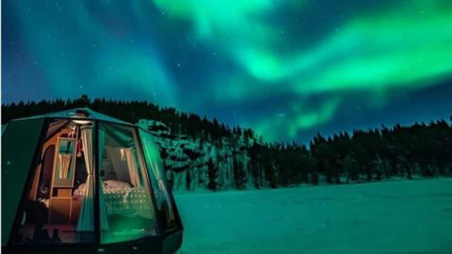 Want to experience North Pole from hotel? Shell out $100,000
