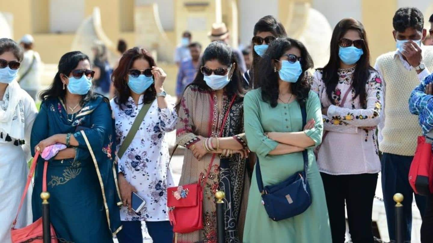 Coronavirus: India's tally reaches 10.67 million with 9K new cases