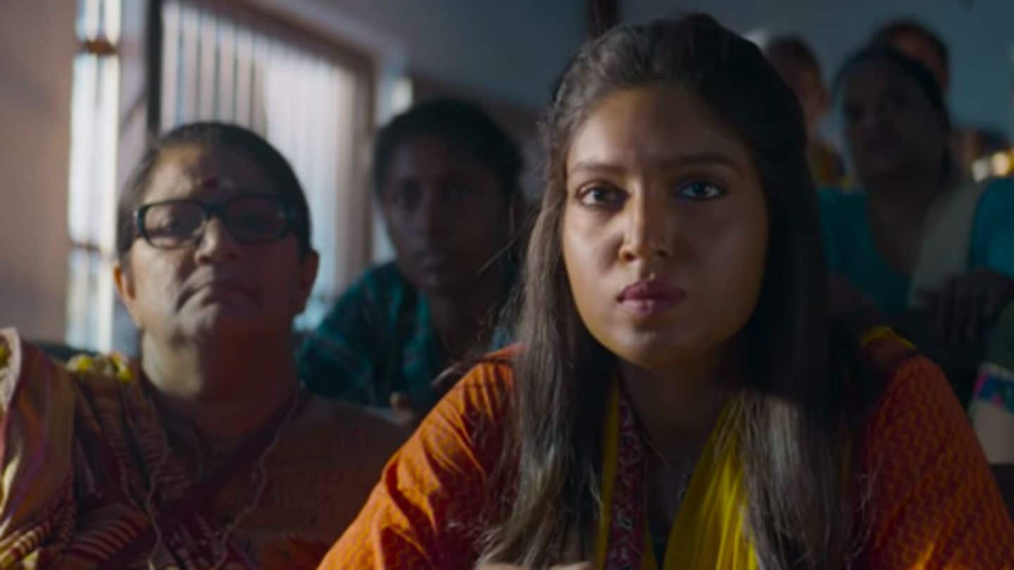 Twitter addresses the irony in Bhumi Pednekar's brownface in 'Bala'