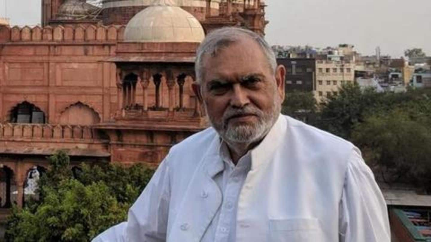 Sedition charge against Delhi Minorities panel chief over 'provocative' post