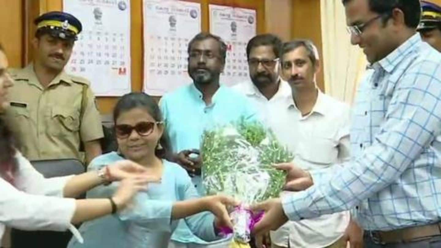 Pranjal Patil: First visually-impaired woman IAS appointed Kerala Sub-Collector