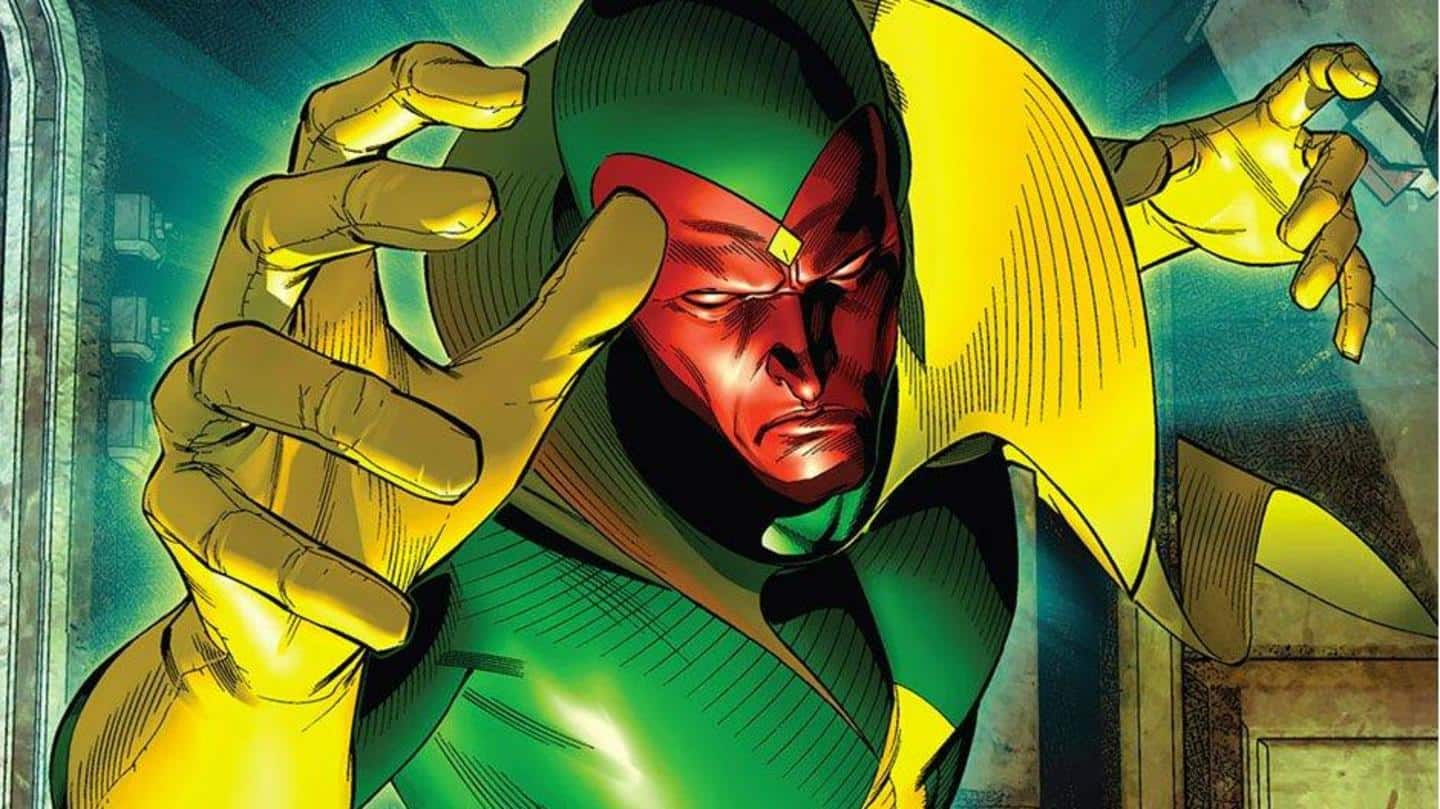 The time when Vision almost became a world 'dictator'