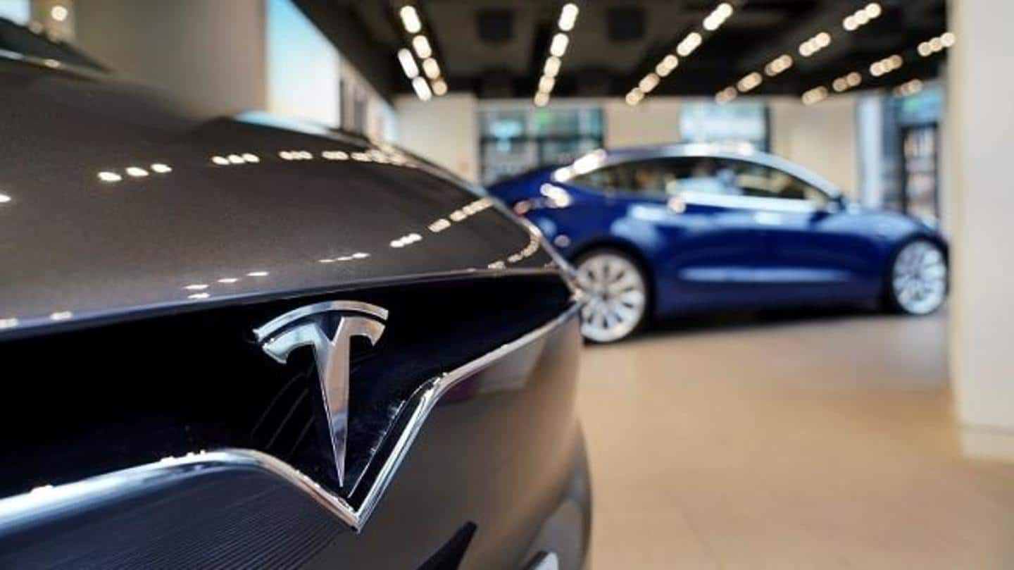 Tesla's first manufacturing facility to be opened in Karnataka