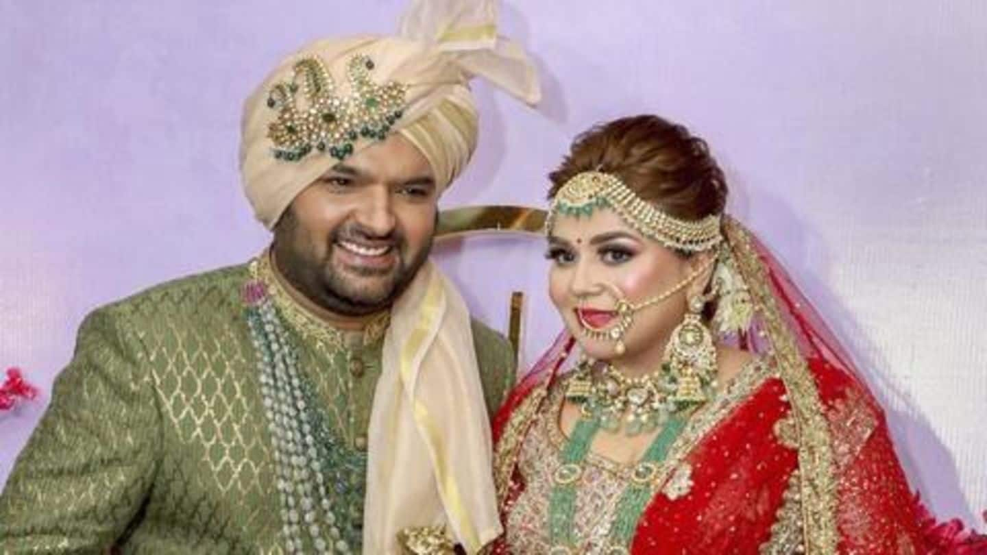 Kapil Sharma, his wife Ginni Chatrath set to become parents?
