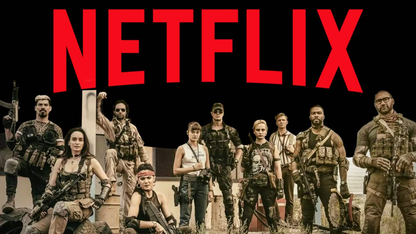'Army of the Dead' to release on Netflix this May