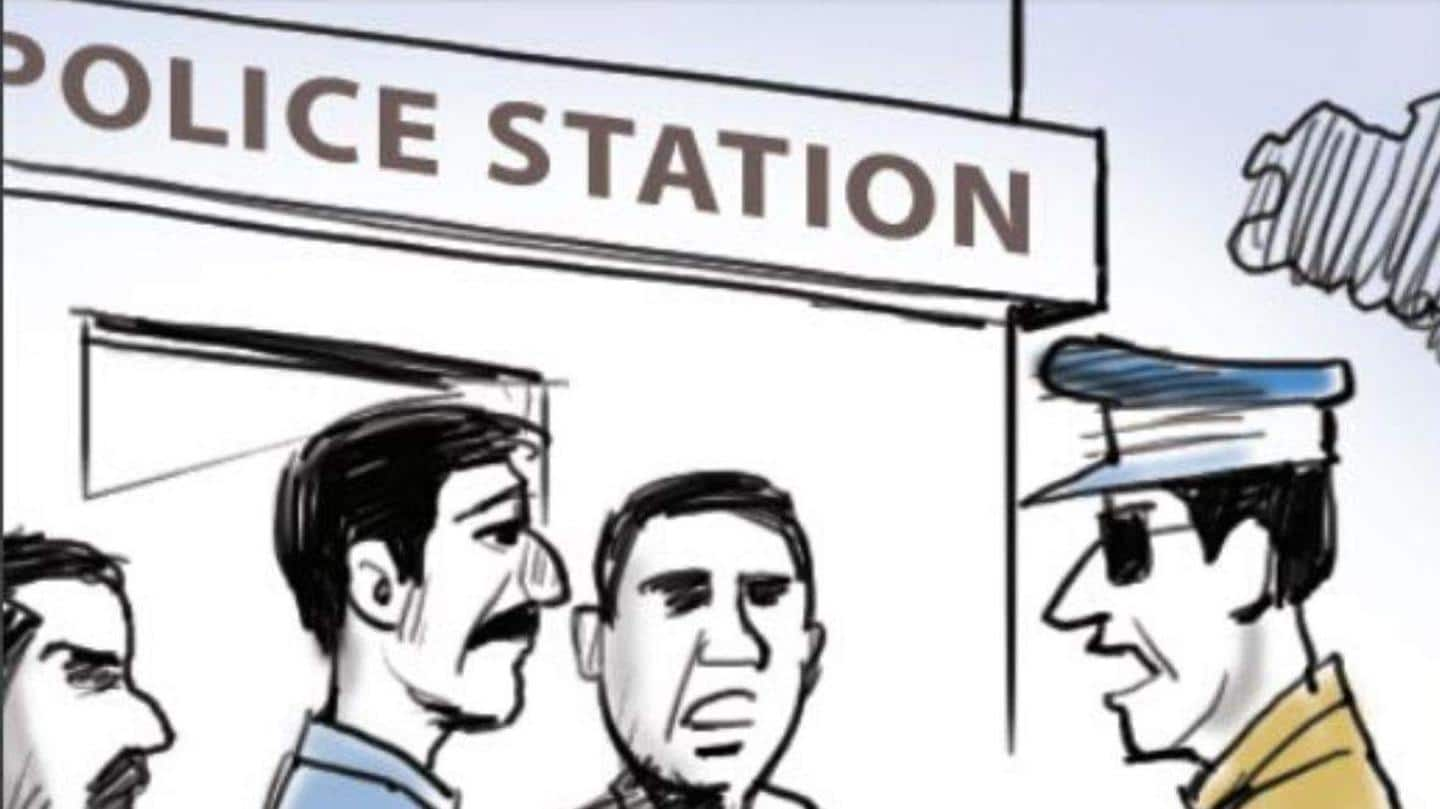 Two arrested for trying to extort Rs. 2cr from businessman