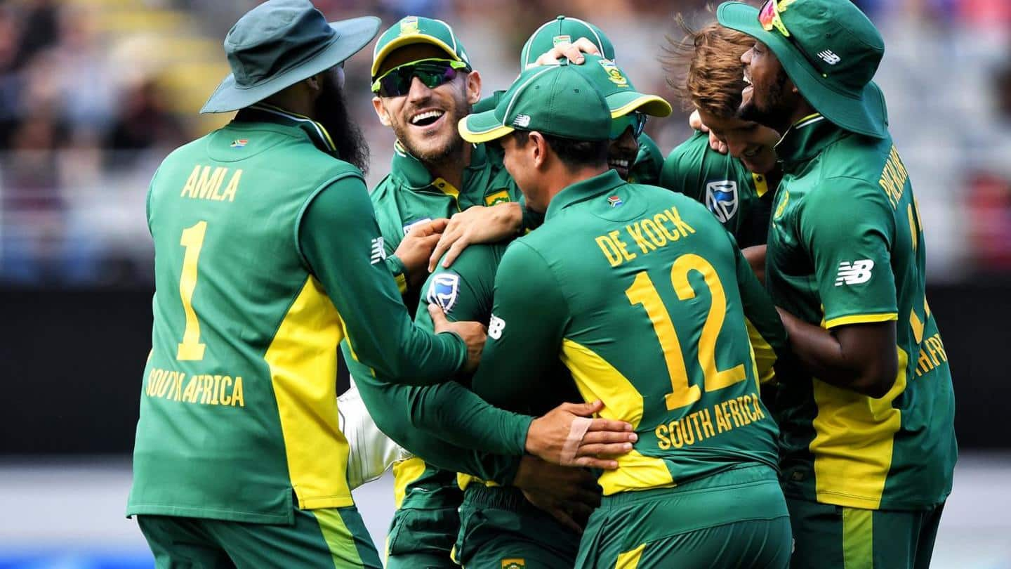 South African Olympic body takes control of cricket amid crisis