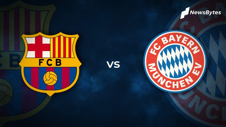 Champions League, Bayern thrash Barcelona 8-2 in quarter-final: Records broken