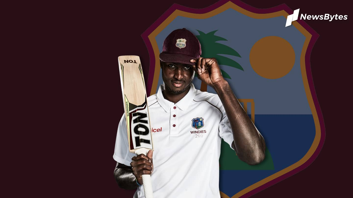 ICC Test Rankings: Jason Holder jumps to second spot