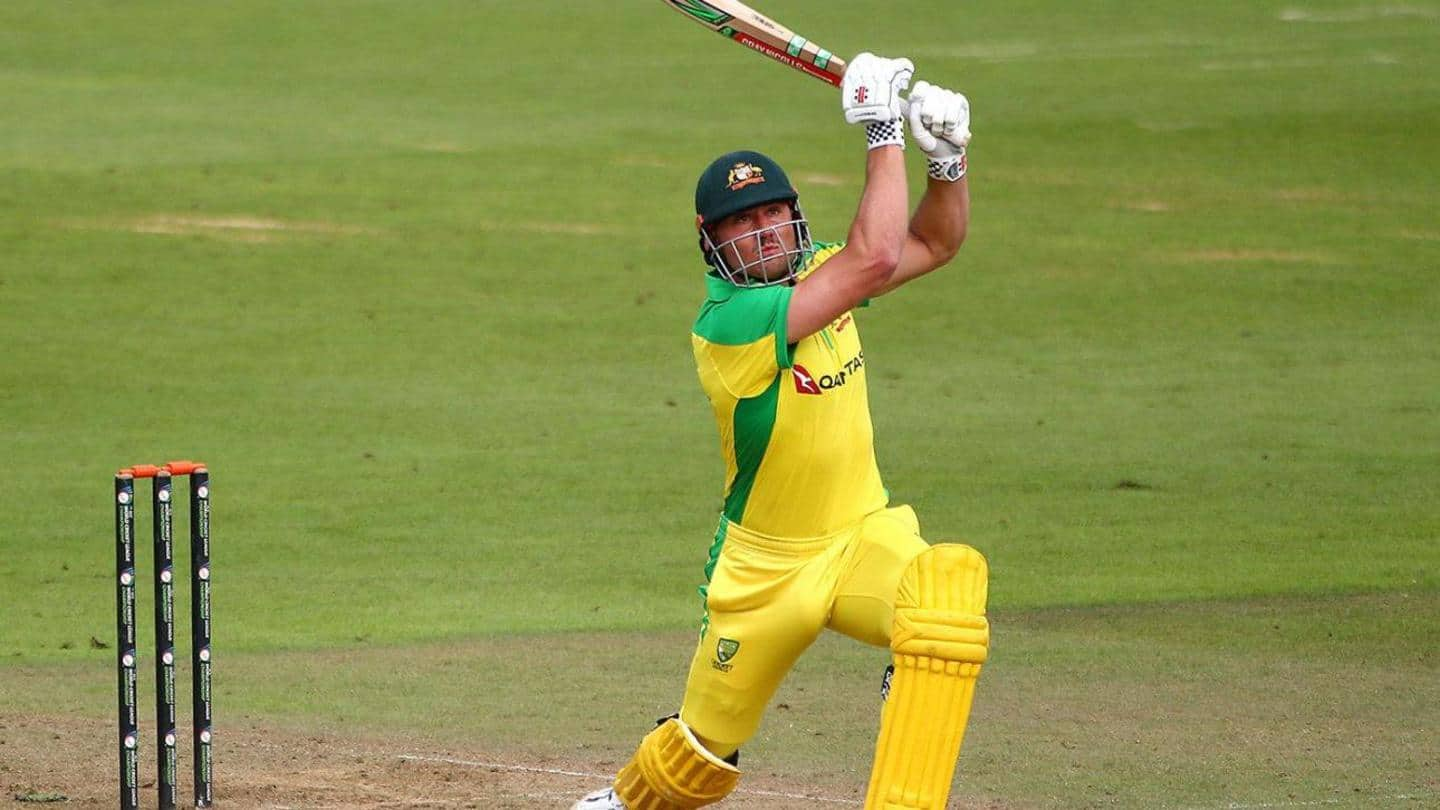 Australia back Marcus Stoinis to become finisher like MS Dhoni