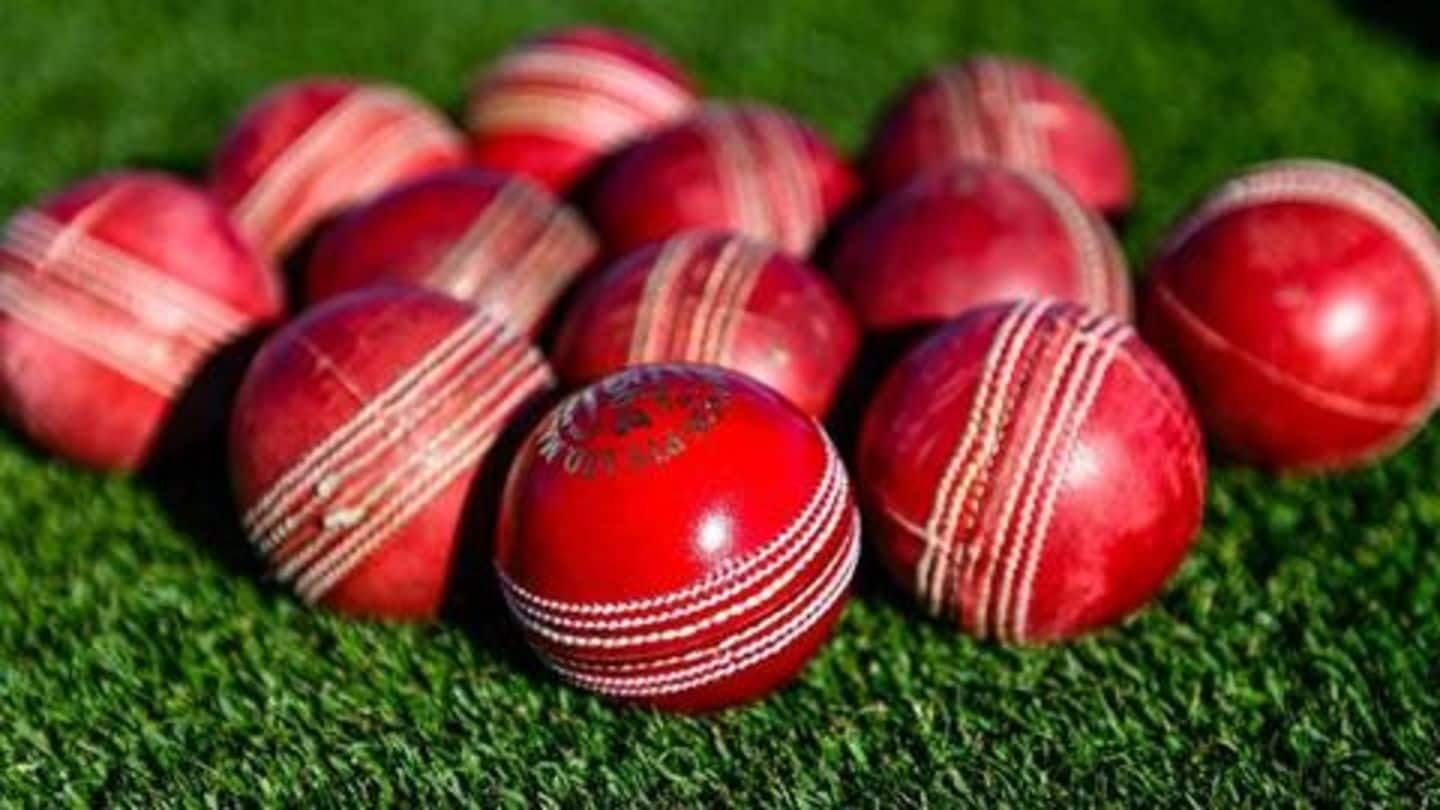 #NewsBytesExplainer: How will 'no saliva' rule impact different cricket balls?