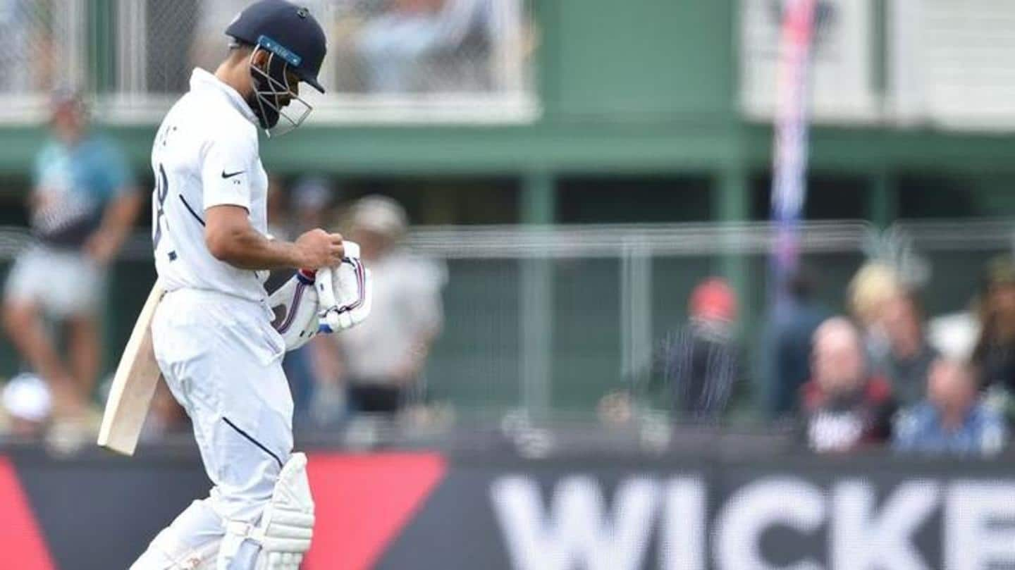 India register their lowest-ever total in Tests: Embarrassing records