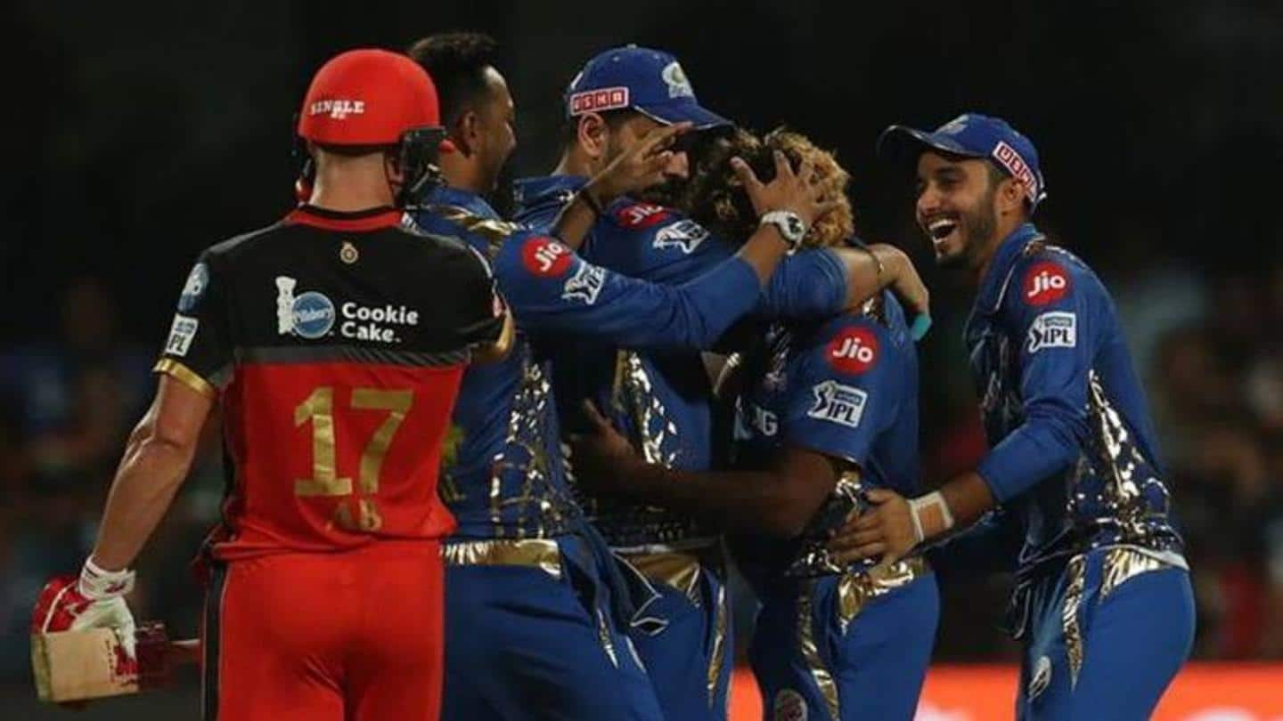 IPL 2020, RCB vs MI: Match preview, Dream11 and more
