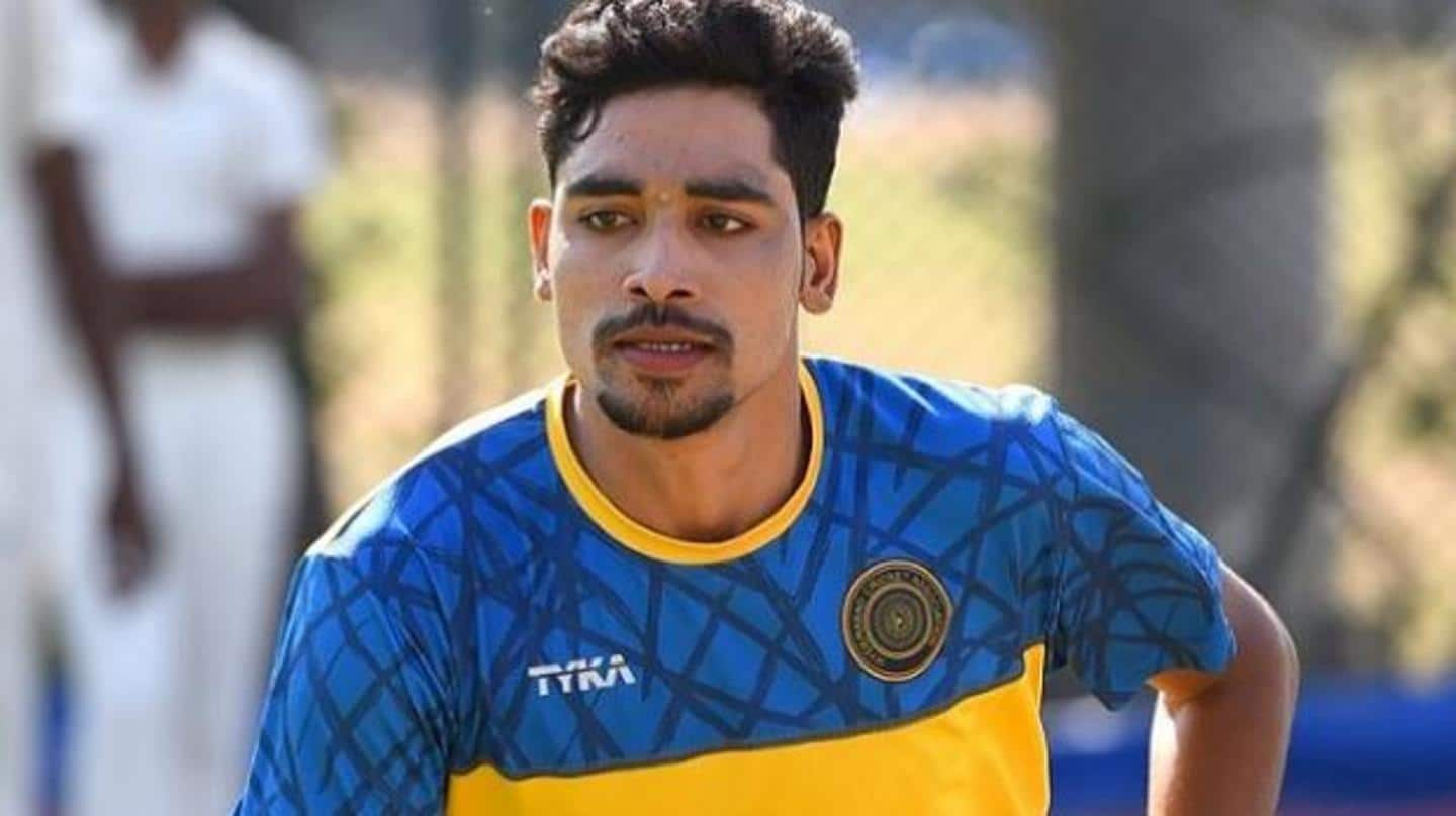 Mohammed Siraj to stay back in Australia despite father's death