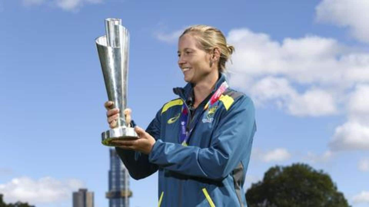 ICC Women's T20 World Cup 2020: Team of the Tournament