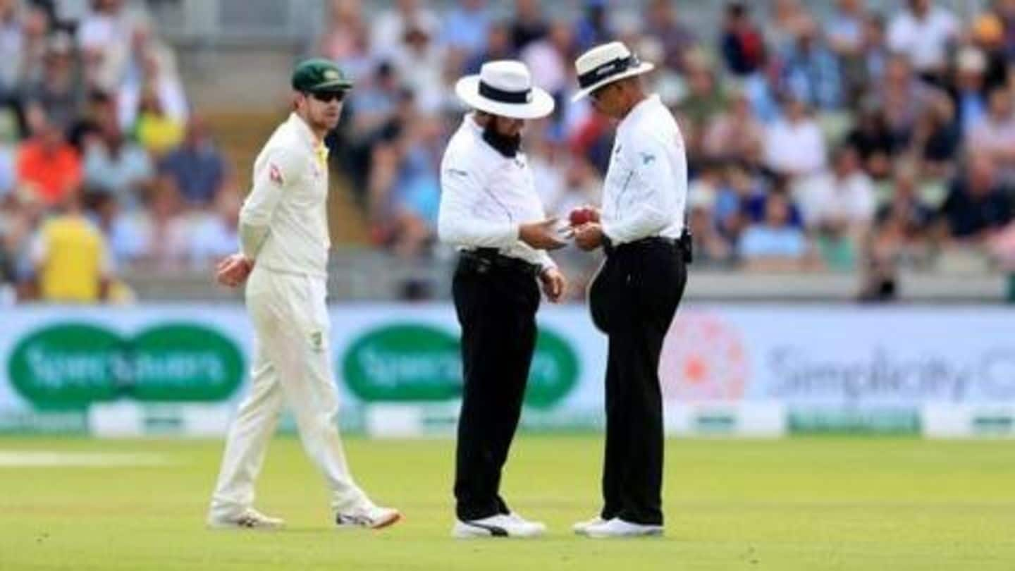 #NewsBytesExplainer: Why is ICC considering to legalize ball-tampering?