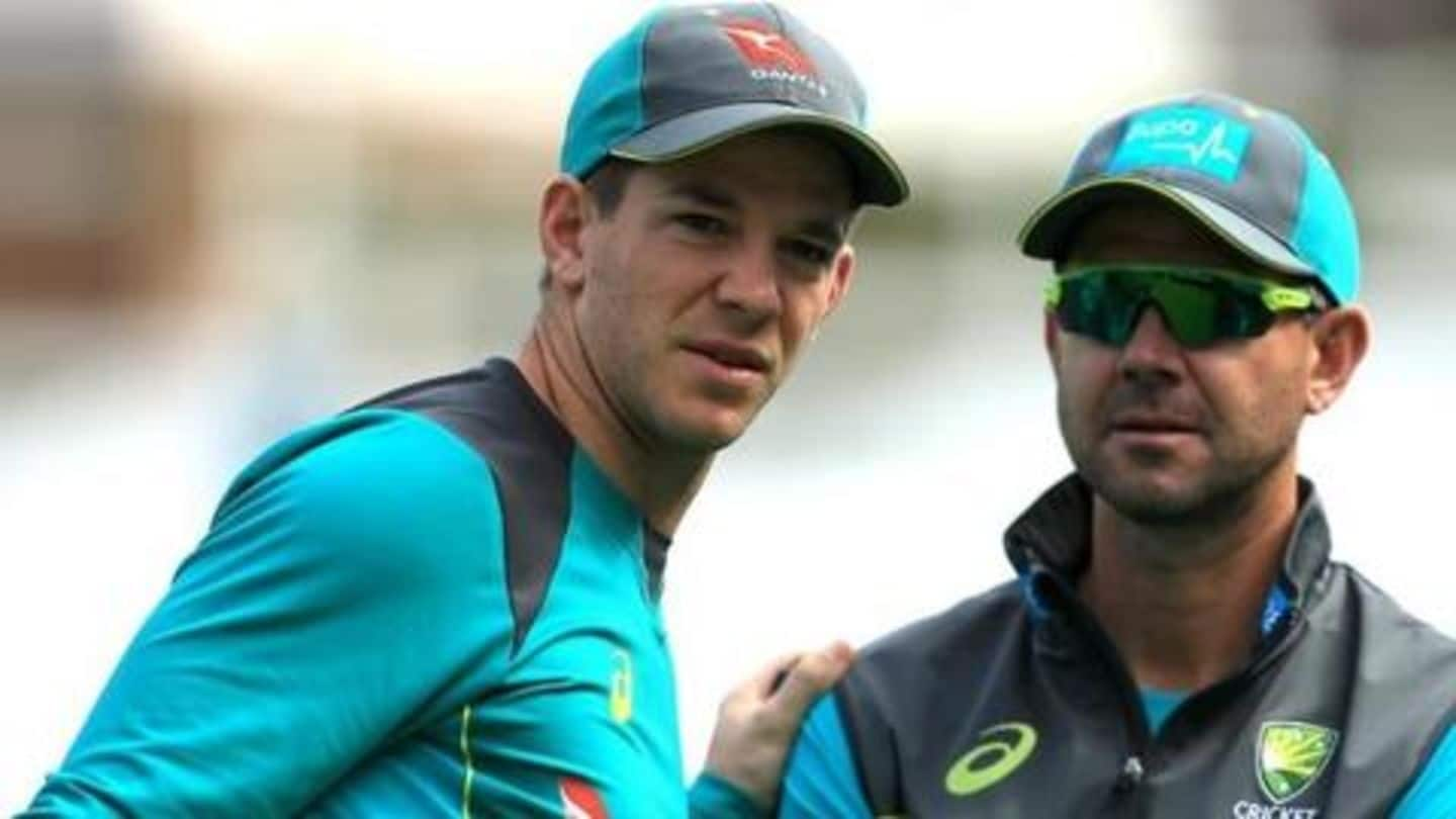 Coronavirus outbreak: Tim Paine supports suspension of cricket leagues