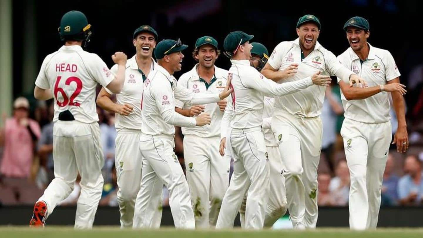 Australia pull out of South Africa Test series over coronavirus concerns