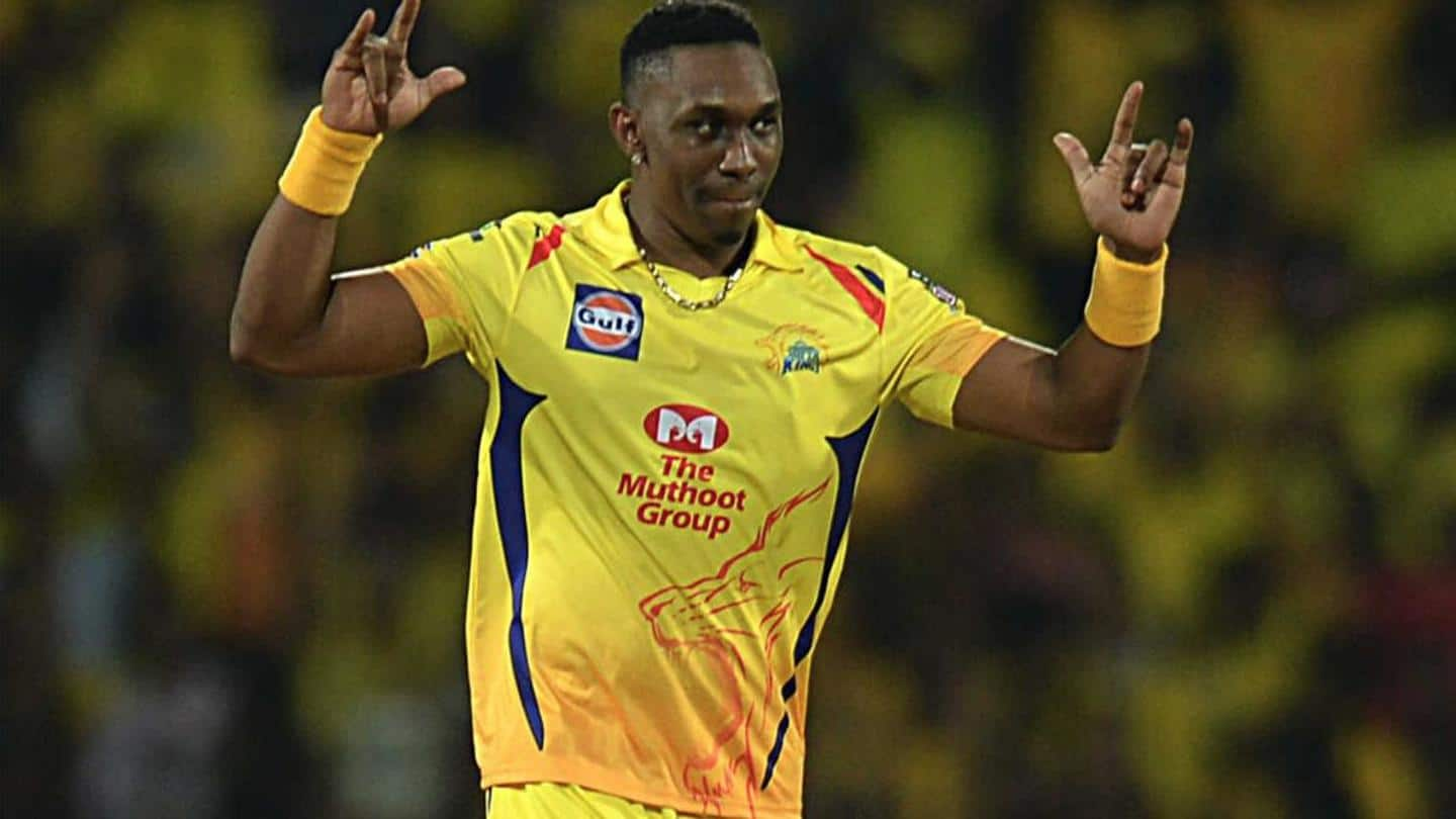 IPL 2020: Dwayne Bravo likely to miss another game