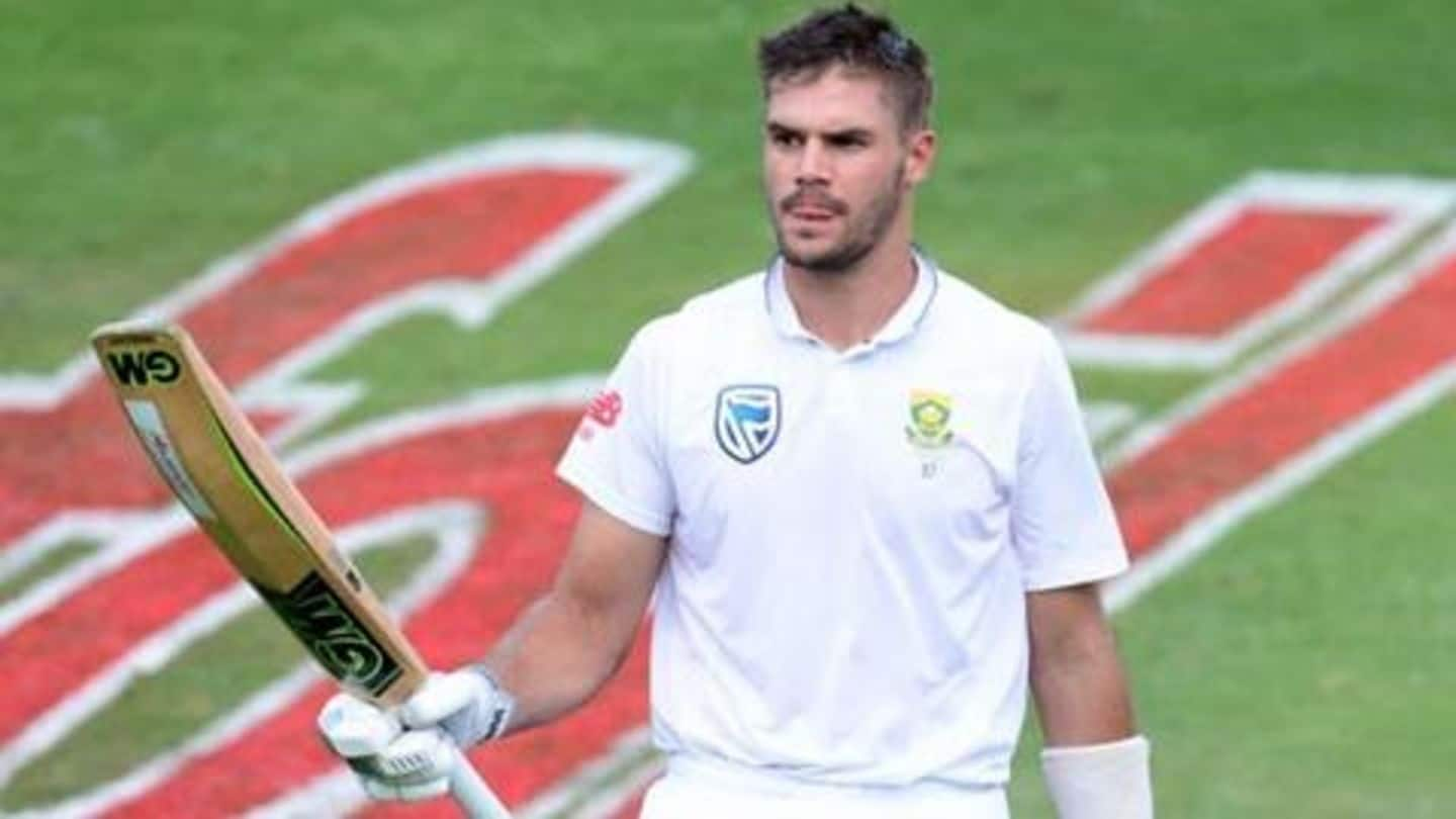 Aiden Markram expresses desire to lead South Africa