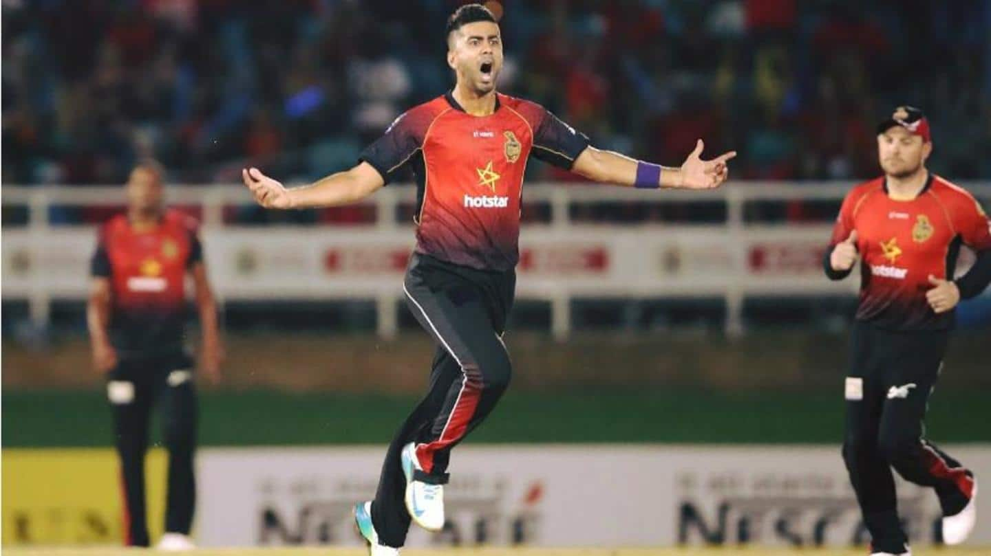 IPL: KKR to sign USA's Ali Khan as Gurney's replacement