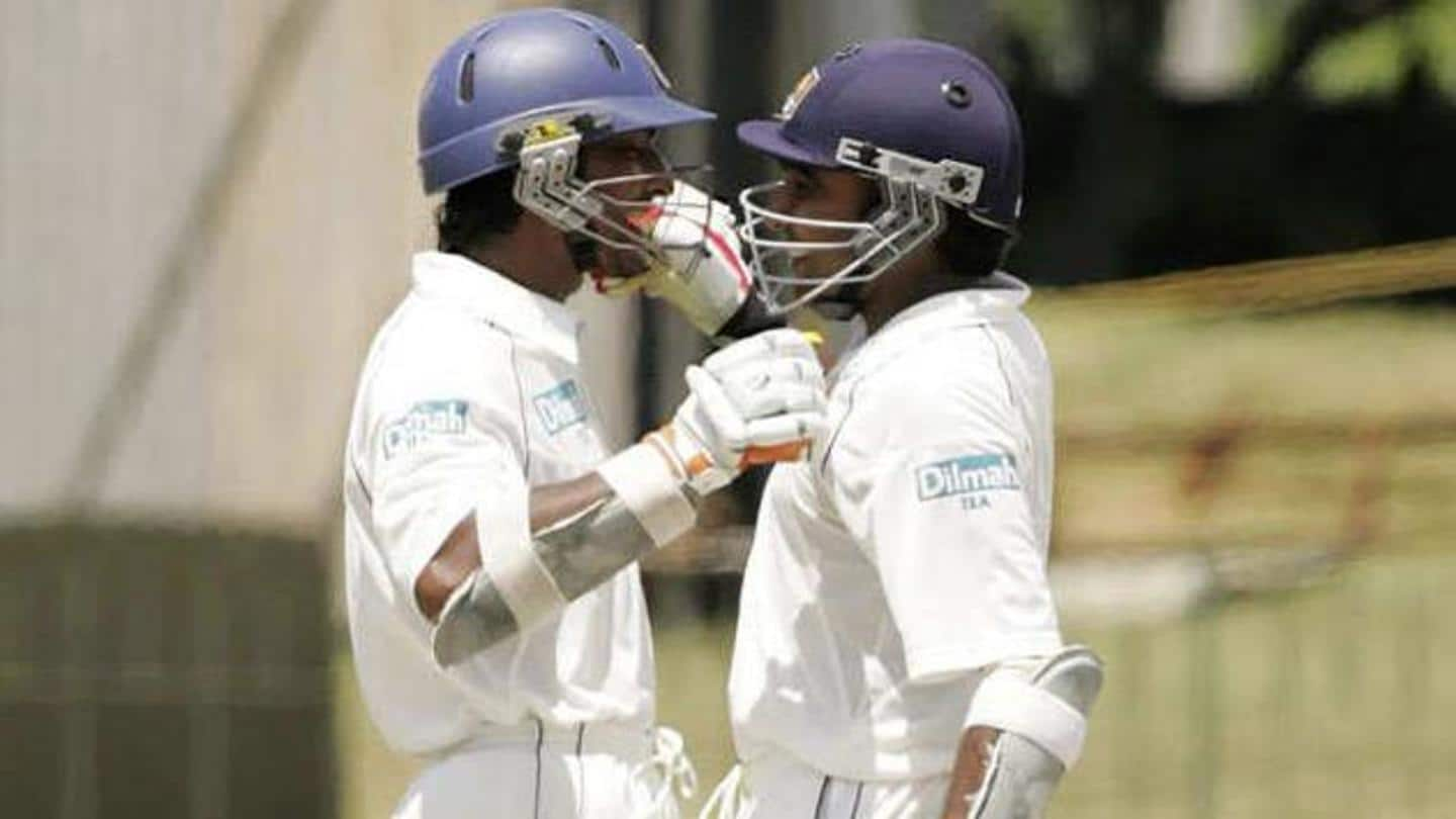 #ThisDayThatYear: The highest ever partnership in Test cricket