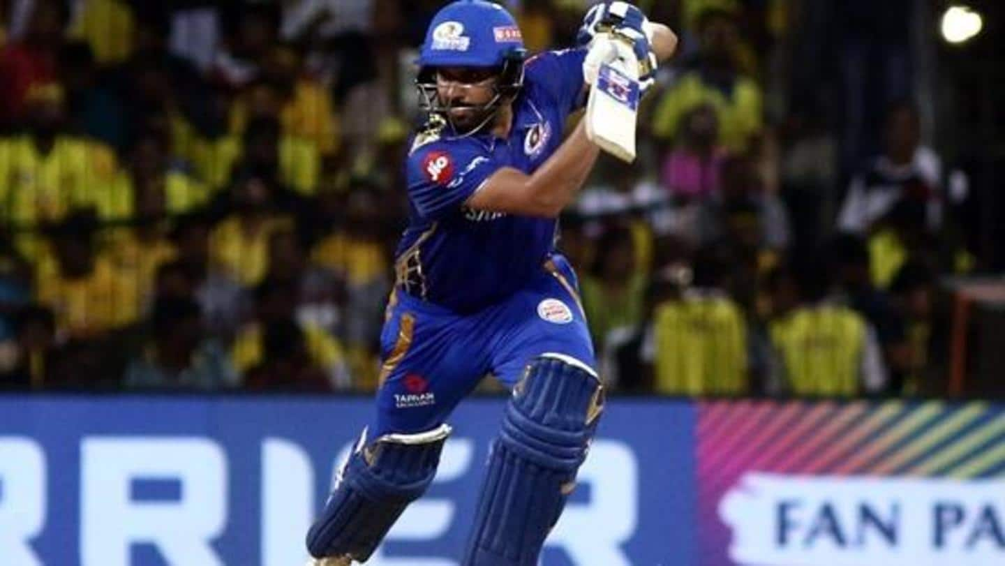 IPL: A look at Rohit Sharma's performance against leg-spinners