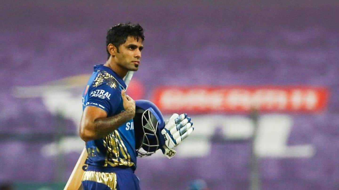 IPL 2020: Ganguly praises the youngsters, speaks on Suryakumar Yadav