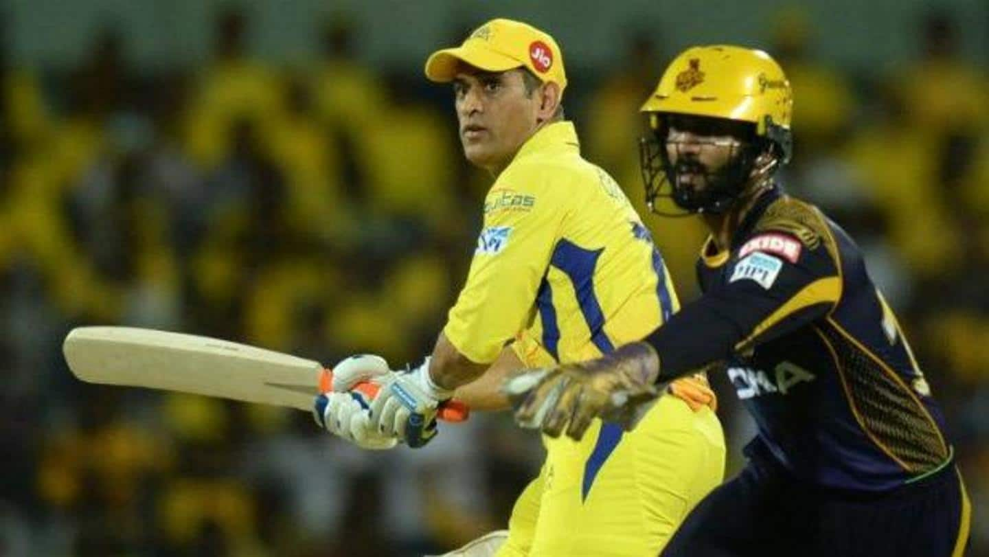 IPL 2020, CSK vs KKR: Preview, Dream11 and stats