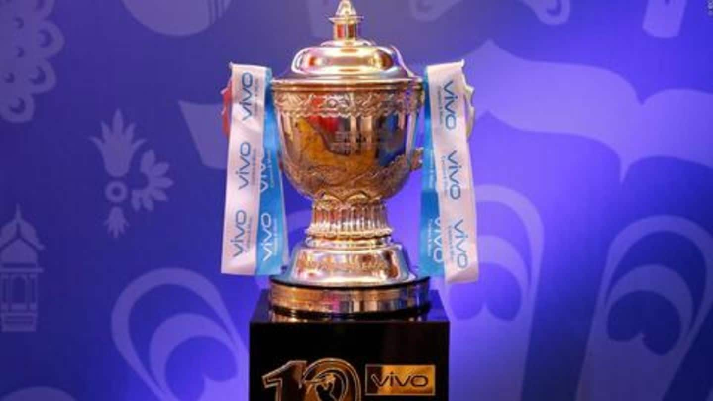 IPL 2020: UAE offer to host the tournament