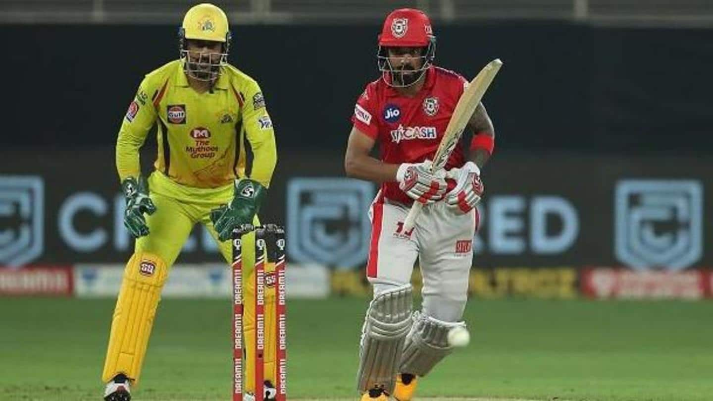 IPL 2020, CSK vs KXIP: Preview, Dream11 and stats