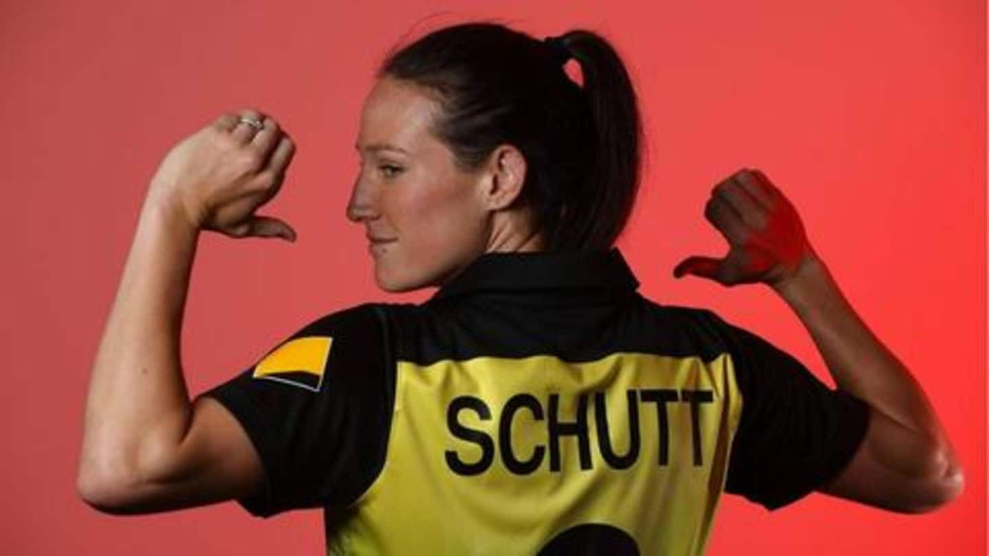 Megan Schutt disappointed with Stoinis, Pattinson's homophobic remarks