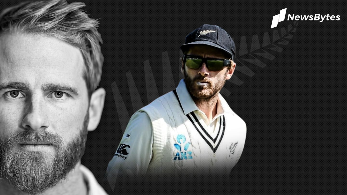 NZ vs WI: Kane Williamson slams third double-century in Tests