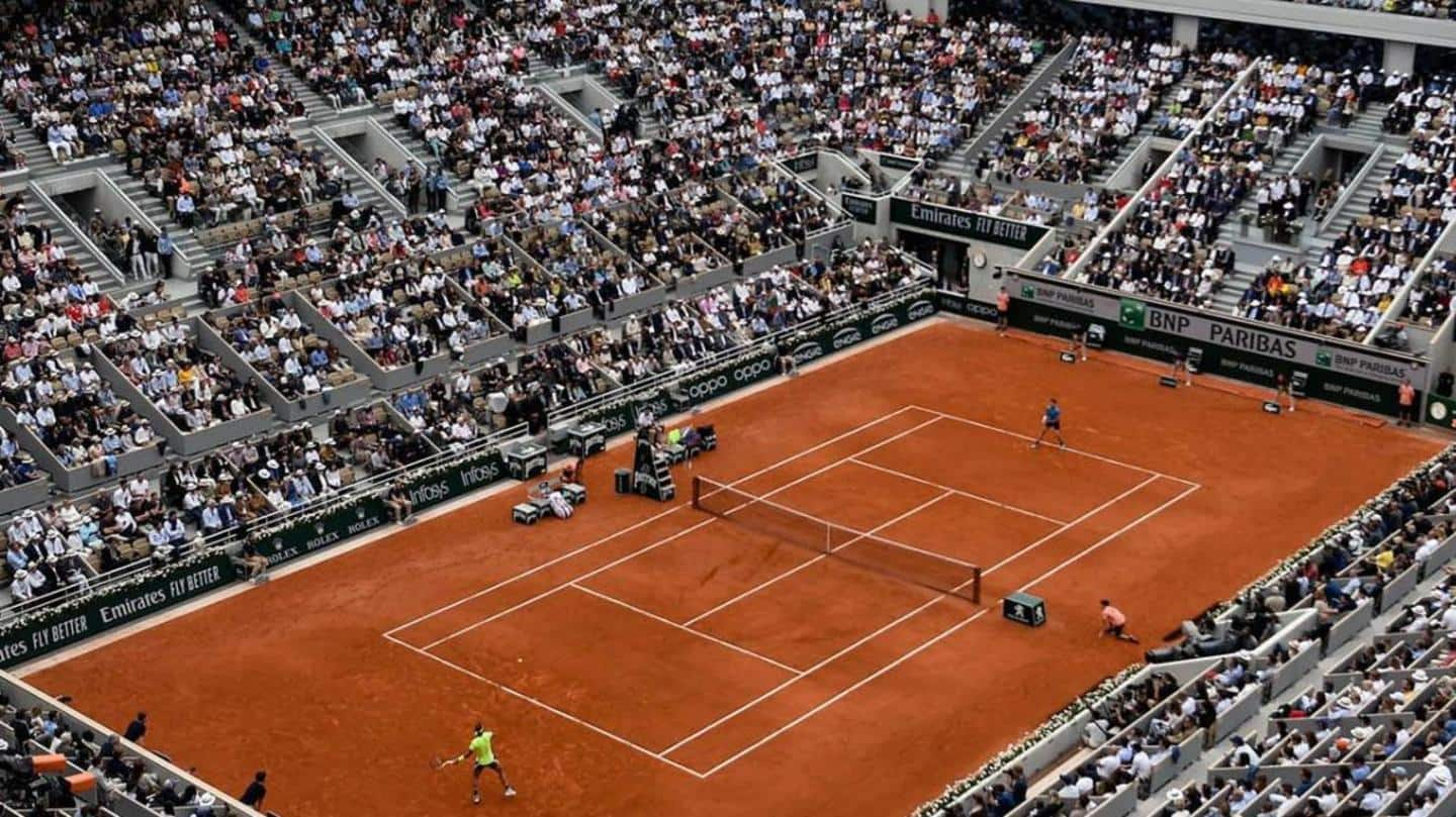 French Open: Tickets to go on sale in July