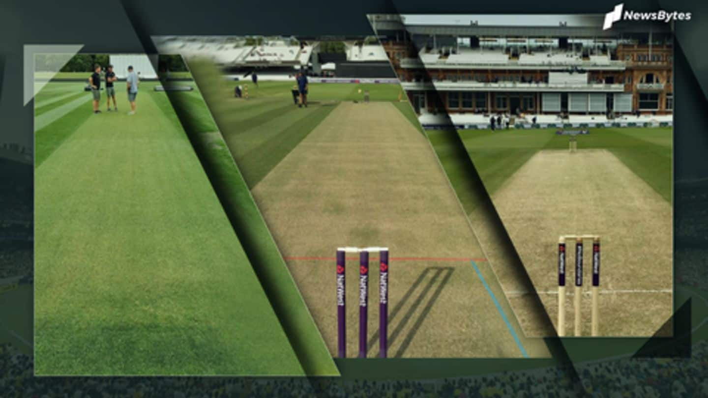 #NewsBytesExplainer: Decoding the impact of different cricket pitches