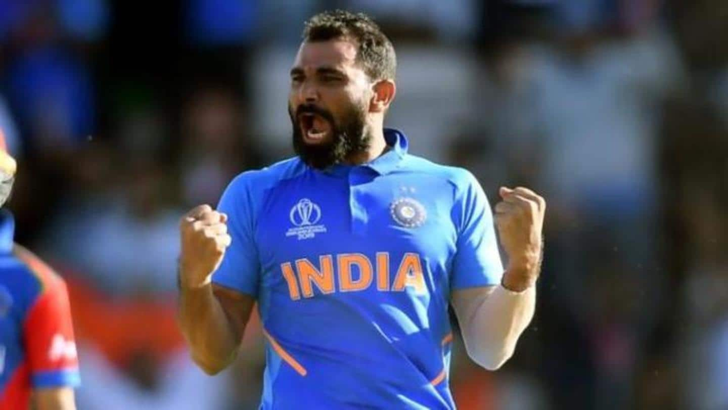 Australia vs India: Records Mohammed Shami can break