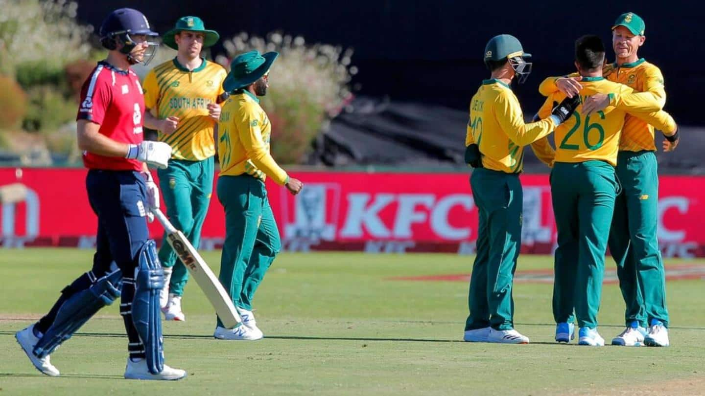 SA vs ENG: First ODI called off amid COVID-19 scare