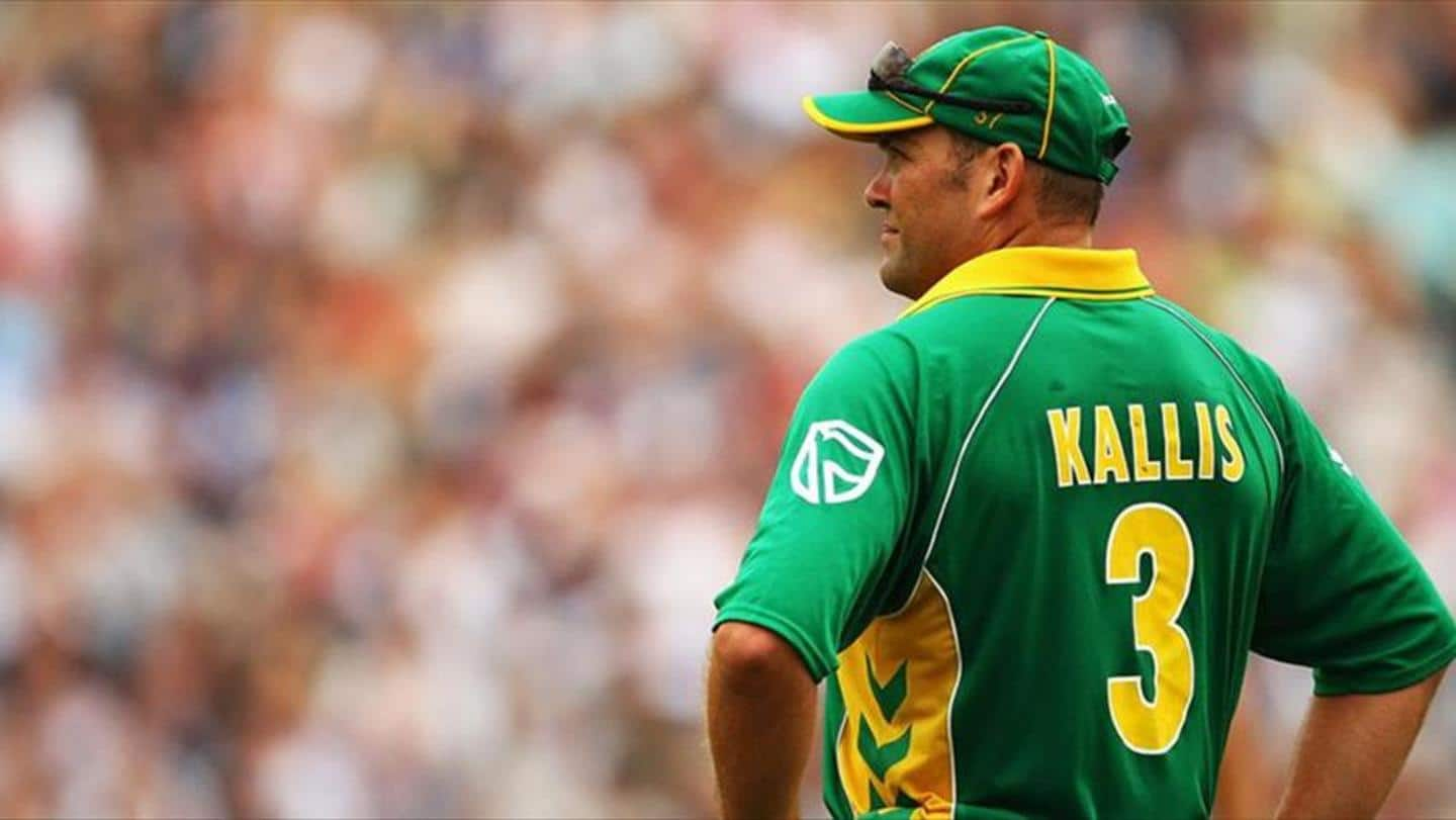 ICC Hall of Fame: Kallis, Sthalekar and Zaheer Abbas inducted