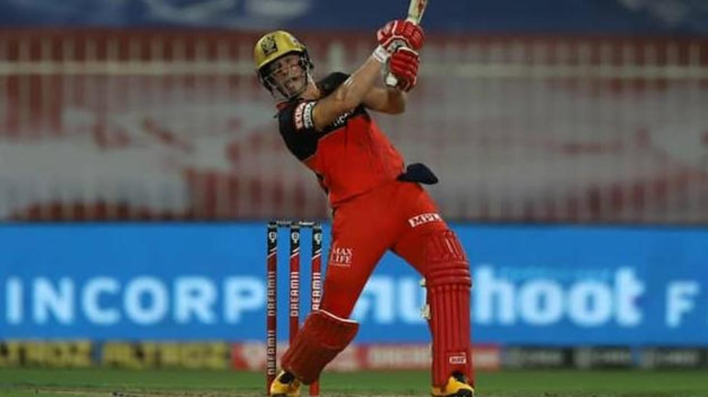 IPL: A look at AB de Villiers' performance against KXIP