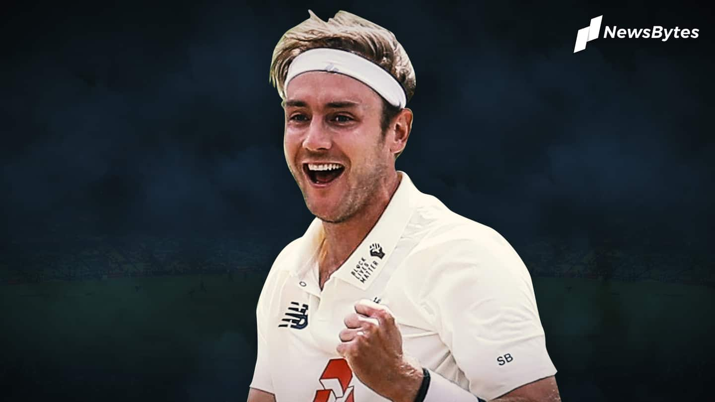 Stuart Broad's memorable milestones in Test cricket
