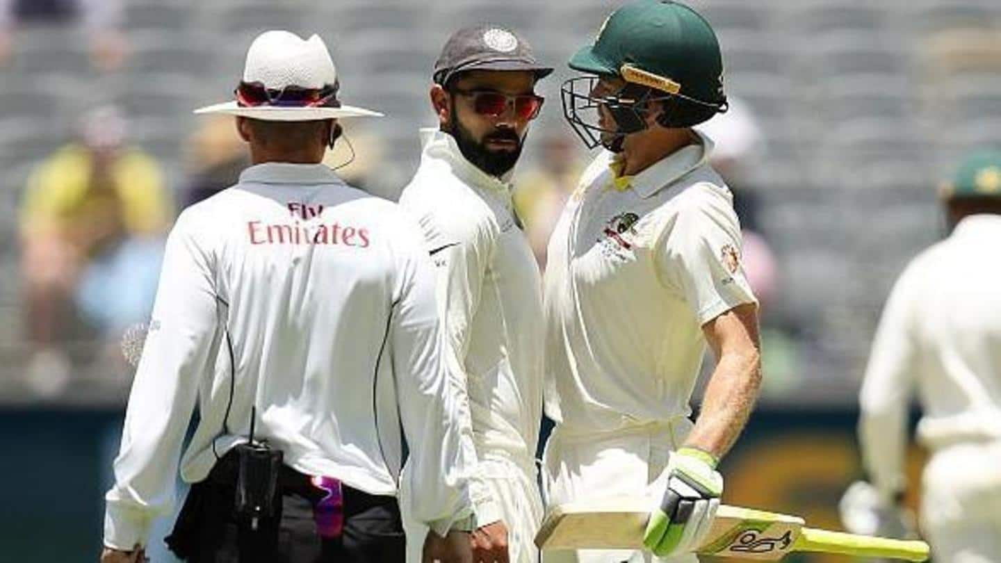 Aussies won't shy away from on-field banters against India: Langer