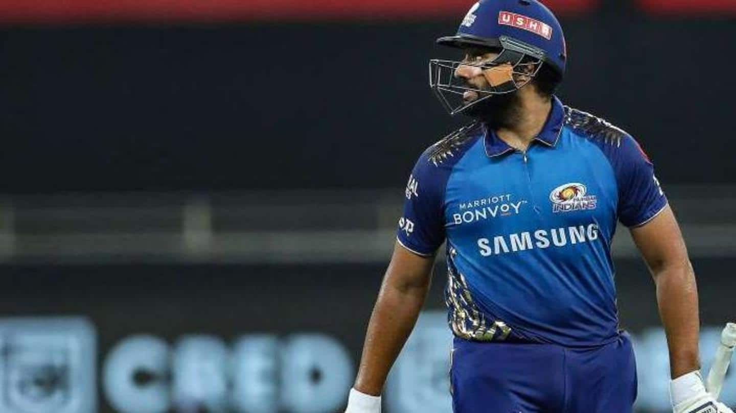CSK vs MI: Rohit Sharma misses out due to injury