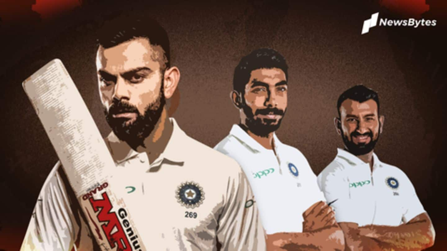 #NewsBytesExplainer: How India consolidated number one Test spot (2016-20)