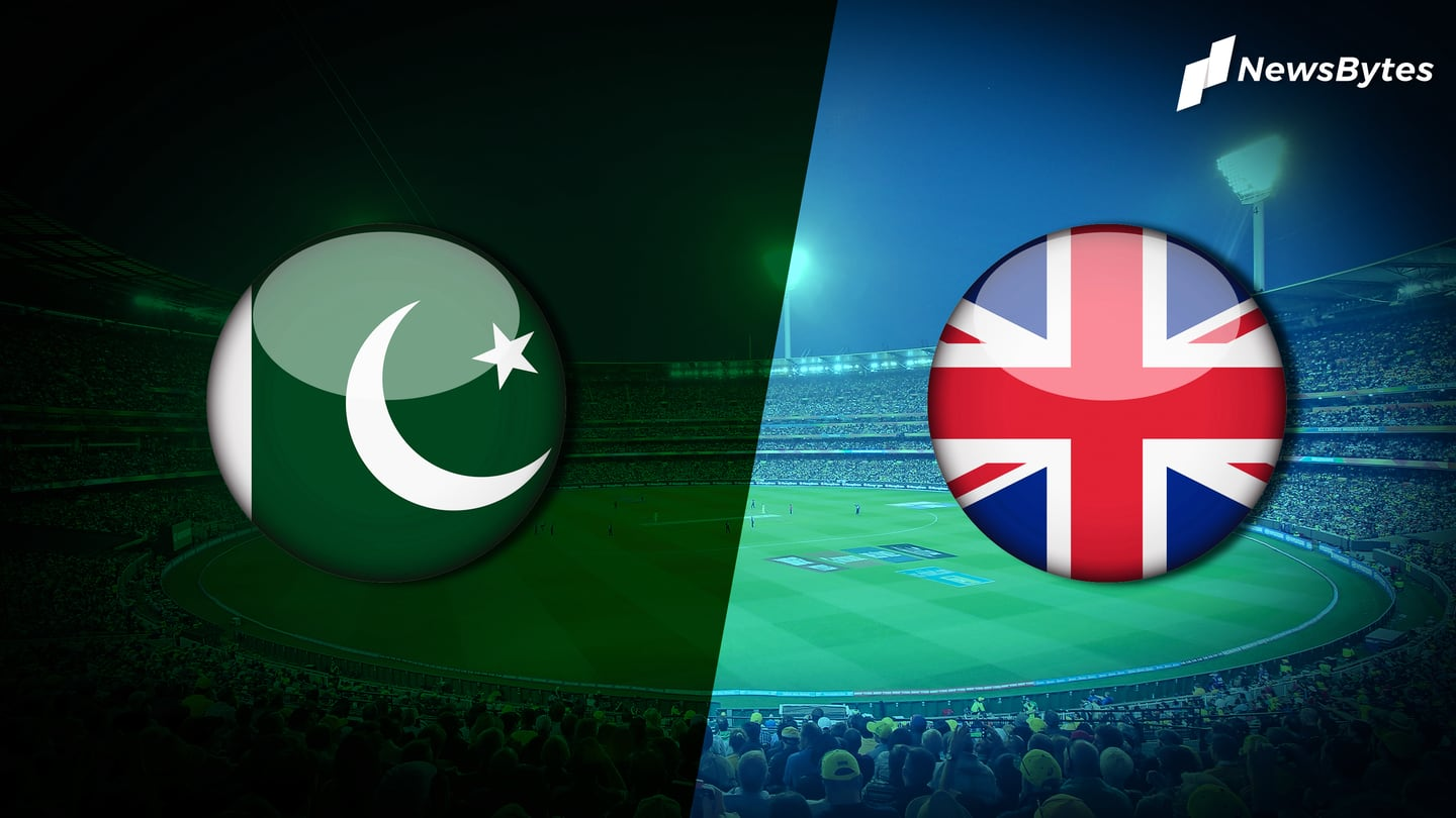 Pakistan to arrive in England on June 28