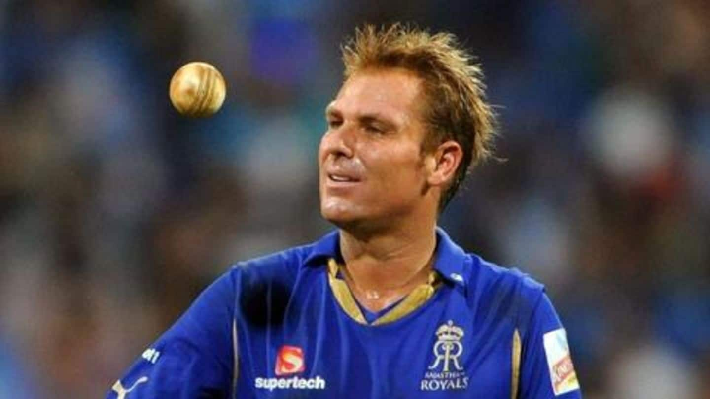 IPL: All-time XI of Rajasthan Royals