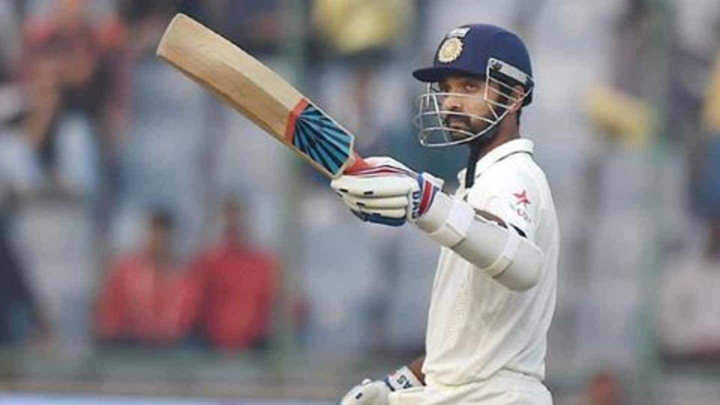 Five instances when Ajinkya Rahane rose to occasion for India