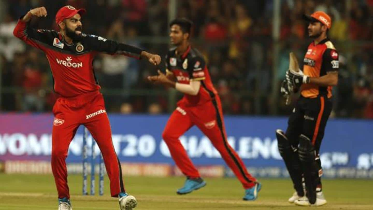 IPL 2020, SRH vs RCB: Match preview, Dream11 and more