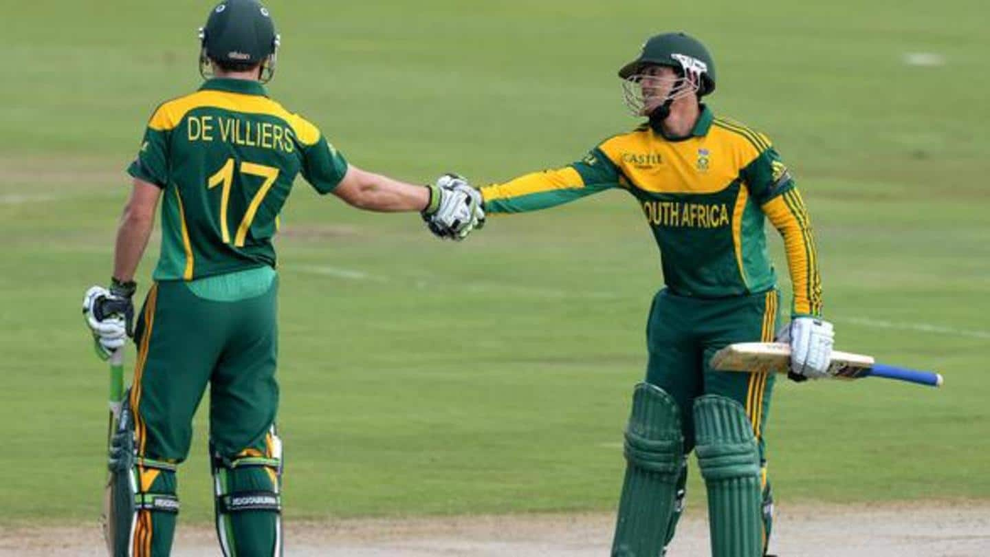We pushed ABD to participate in T20 WC: De Kock