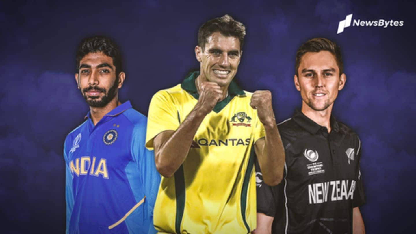 #NewsBytesExplainer: The Fab Four of fast bowling