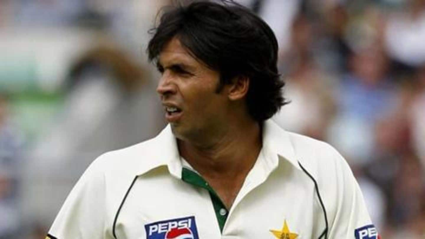Mohammad Asif opens up on his tainted international career